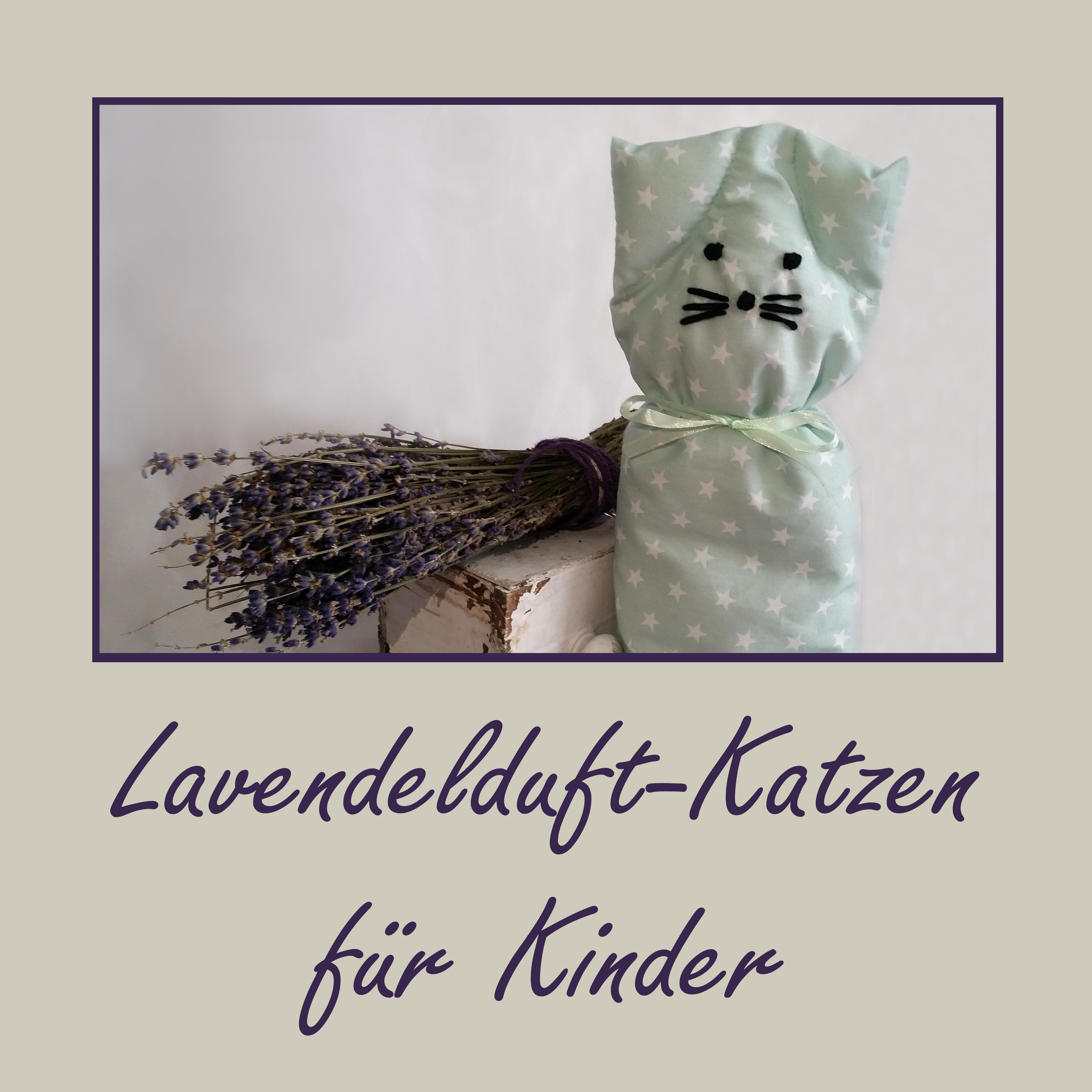 Lavendelkatzen